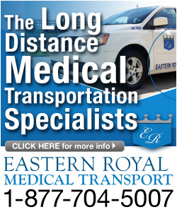 Long Distance Medical Transport